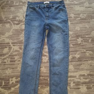 Like new free people skinny stretch jeans